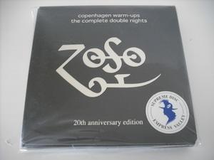 【5CD】LES ZEPPELIN / COPENHAGEN WARM-UPS THE COMPLETE DOUBLE NIGHTS
