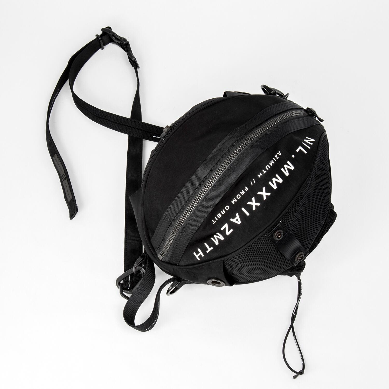 760BGU1-BLACK / ボールバッグ