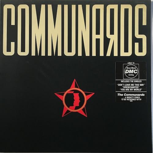【LP・英盤】The Communards / Communards