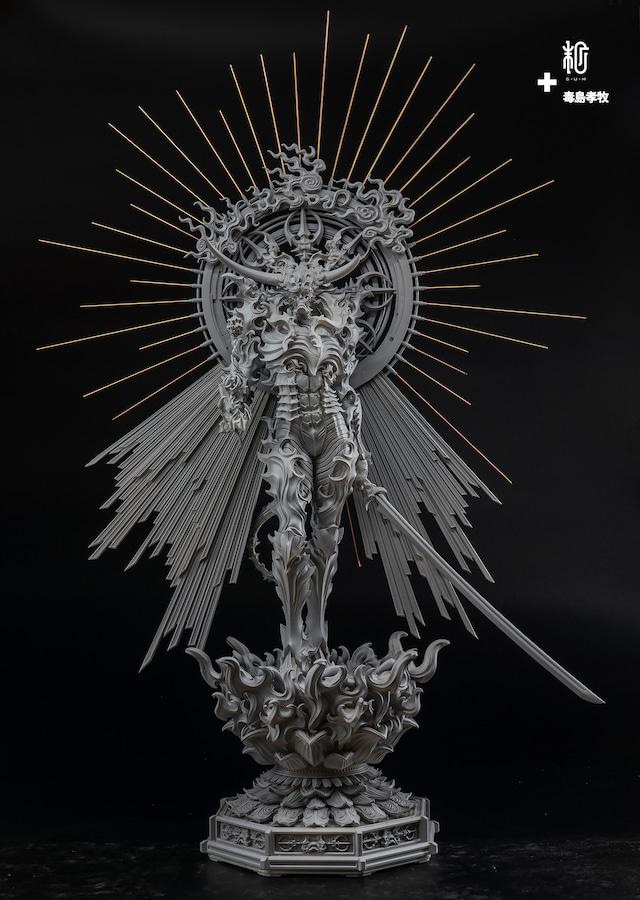 冥王ハリ・ハラ 羯諦|毒島孝牧  1/6 スケール ガレージキット