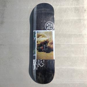 SCUMCO&SONS / Kyle Nicholson / 8x31.1inch (20.32x79cm)