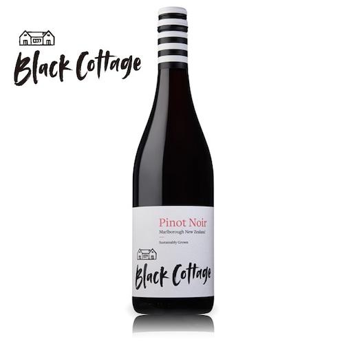 Black Cottage Marlborough Pinot Noir 2020 / ブラックコテージ マールボロ ピノノワール