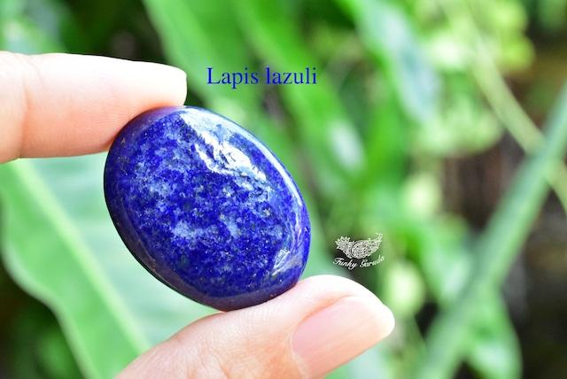 瑠璃色の夜空★ラピスラズリ ルース lapi008
