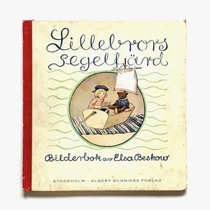 エルサ・ベスコフ「Lillebrors segelfärd(ぼうやの舟の旅)」《1941-01》