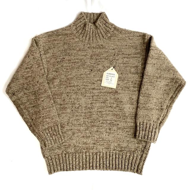 AUBERGE / CA NEST タートルネックセーター