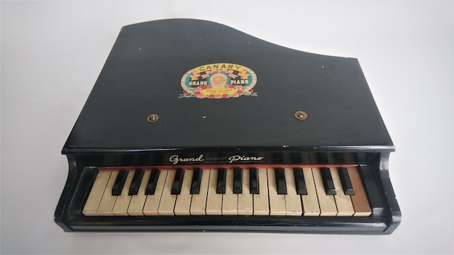 [vintage]カナリア トイピアノ30鍵盤