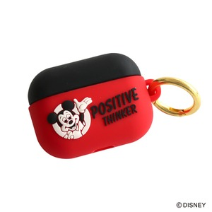MICKEY MOUSE AirPodsPro SILICONE CASE YY-D066 RD