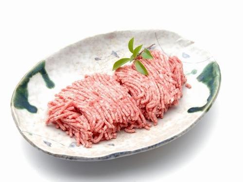 国産黒毛和牛うまいミンチ肉(100g当たり)