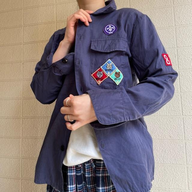 Kids size boy scout shirt
