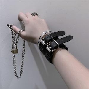 【小物】ベルト人造革ファッションストリート系ブレスレット32538174