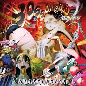(CD) BOSS ON PARADE 〜XXX meets GABBA〜 - DJ TECHNORCH [TCNCD002]