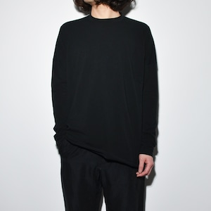 All Matching Long Sleeve 〈Black〉