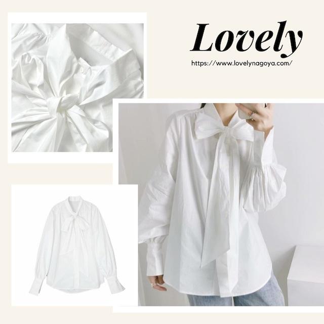 【トップス】ホワイトシャツ ブラウス