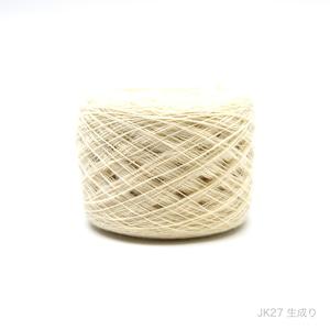 地巻き用木綿糸 生成り_J27