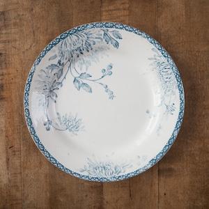 Creil et Montereau TURENNE(チュレンヌ)のお皿