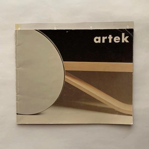 アルテック / 製品カタログ / Artek / 1987年