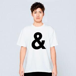 & Tシャツ メンズ レディース おしゃれ かっこいい 白 プレゼント 大きいサイズ 綿100% 160 S M L XL