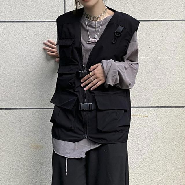 ツーリングベストジャケット YH8940