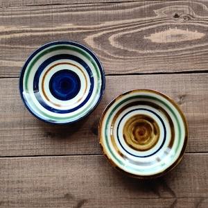 5寸皿一枚焼き/輪描き