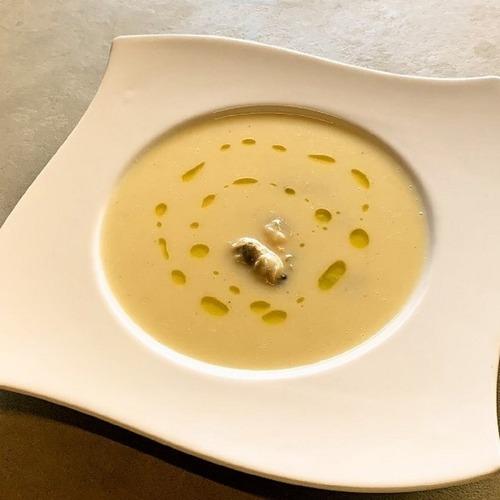 アサリとジャガイモのポタージュ (フレンチ惣菜 スープ ポタージュ)【冷凍便】の商品画像2
