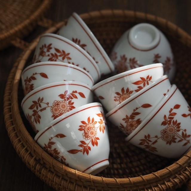 『コーラルクレストの茶杯』ペニンシュラ食器/香港