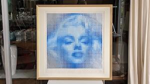 Yvaral, Jean-Pierre Vasarely Marilyn 1991