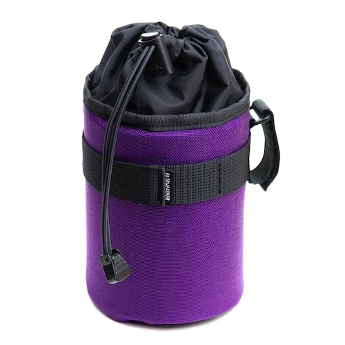 FAIRWEATHER  Stem Bag(コーデュラ/パープル)フェアウェザー ステムバッグ
