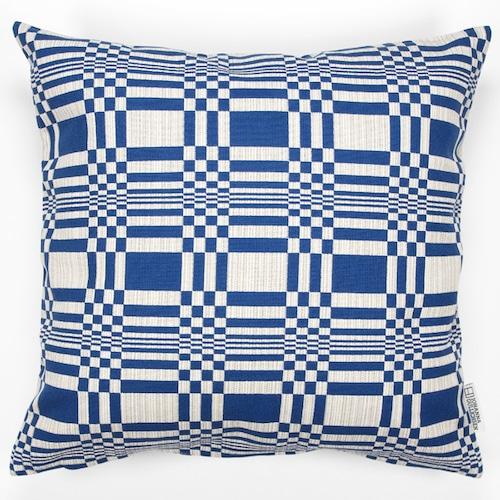 JOHANNA GULLICHSEN(ヨハンナ グリクセン) Zipped Cushion Cover Doris(ドリス) Blue