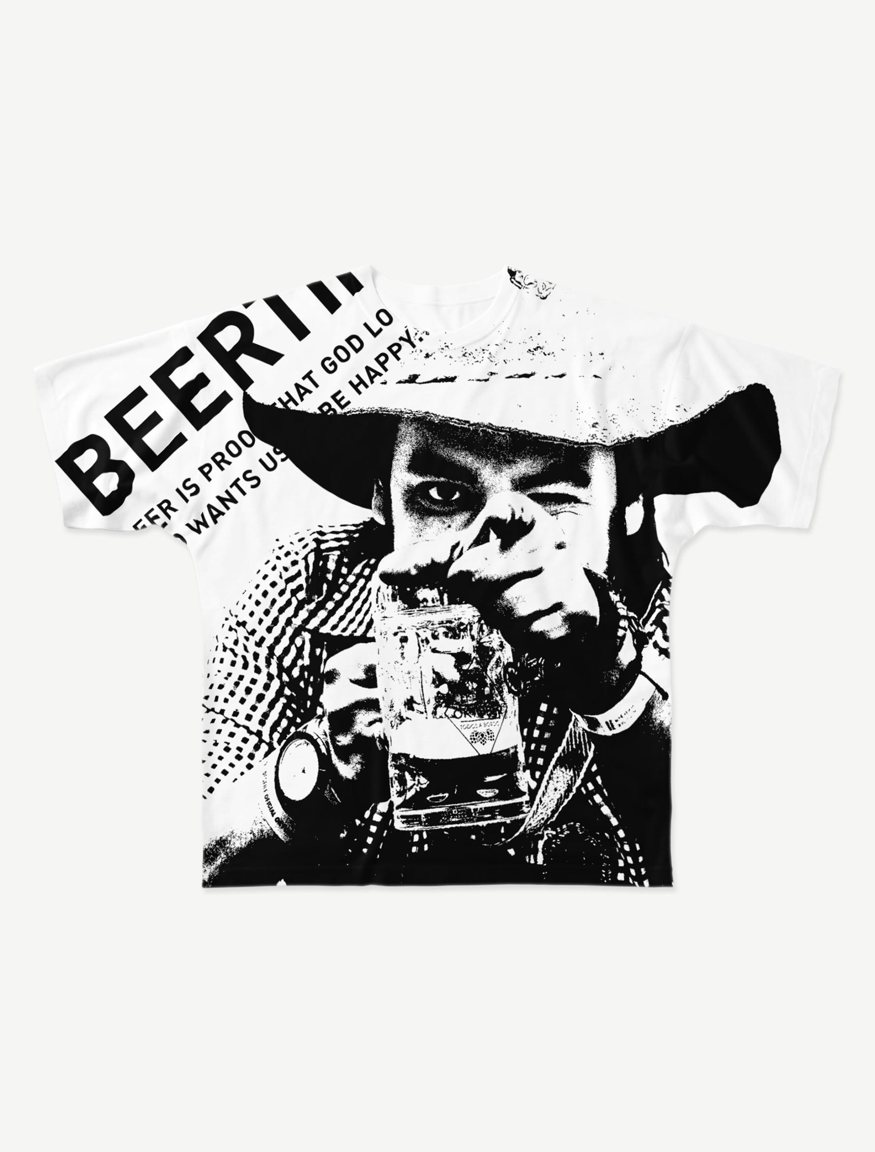 【OKTOBERFEST】フルグラフィックTシャツ