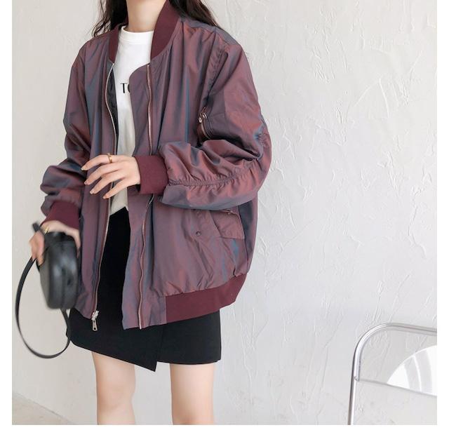 Reversible jacket 2color KRE332