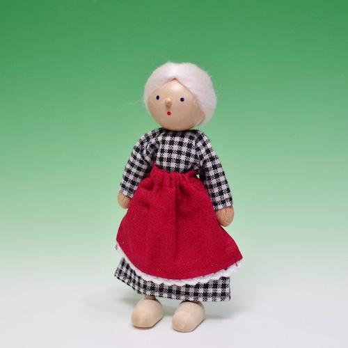 ヘアヴィック おばあちゃん