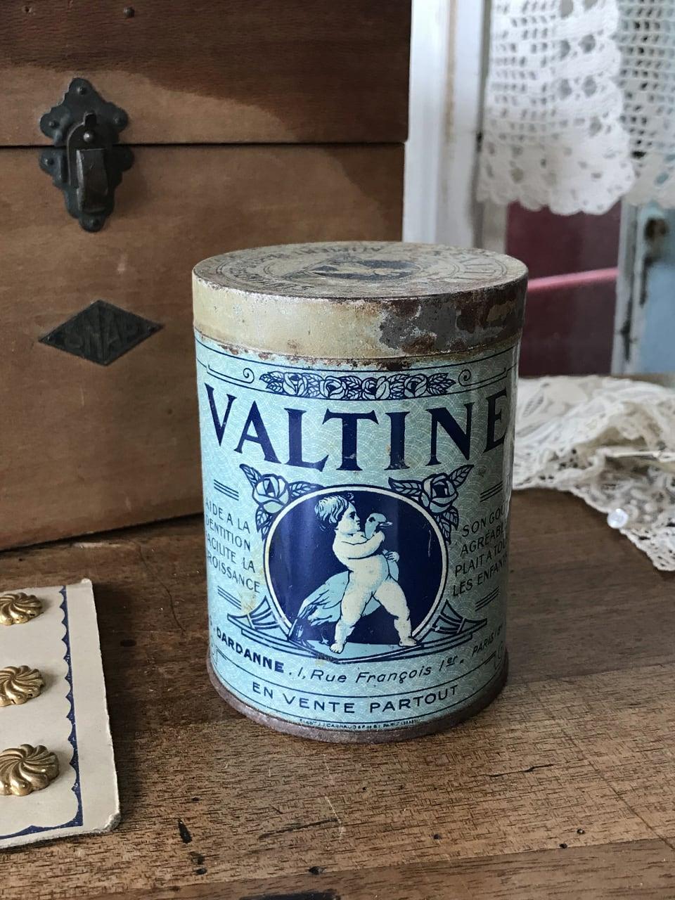 TIN缶 VALTINE