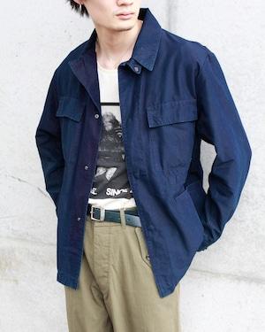 M-43 Indigo jacket -navy <LSD-17SS-B001>