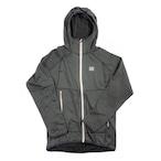 UN2100 Light weight fleece hoody / Charcoal
