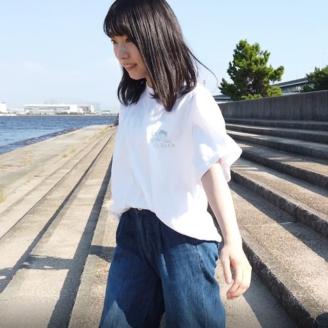 砂浜ムーブメント-Tシャツ
