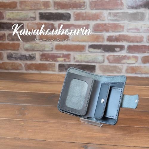 免許証スペース付き2つ折り財布  (KA111b2)