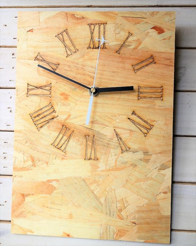 sale★West coast wall clock(natural)おしゃれインテリア雑貨 おしゃれ掛け時計 西海岸風インテリア ビーチハウスインテリア 西海岸風掛け時計 ブルックリンスタイル