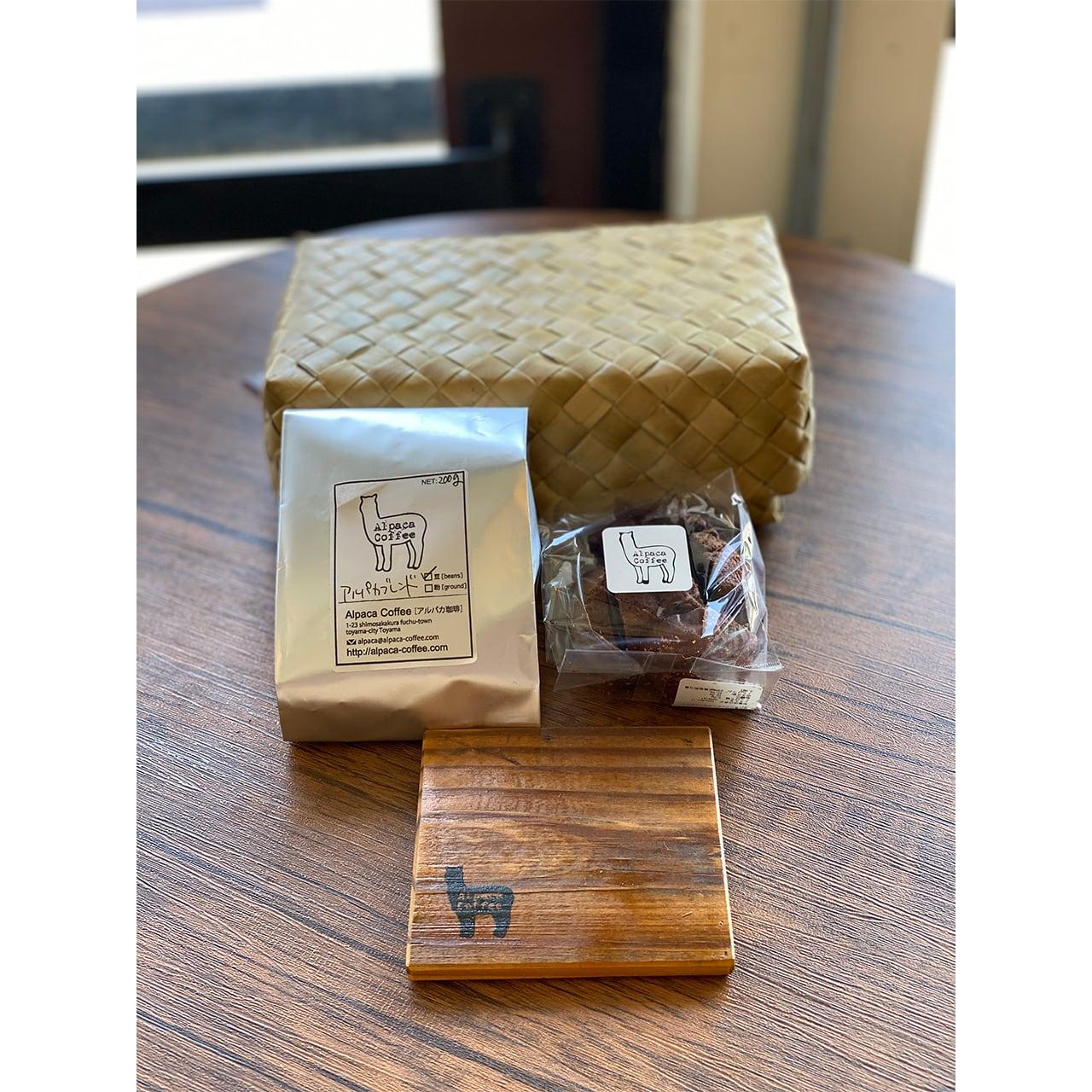 コーヒーと雑貨セットNO.1