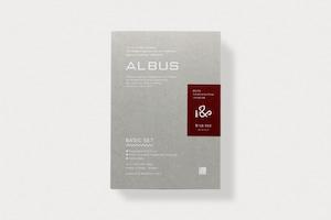 ALBUS(アルバス)/ブリックレッド