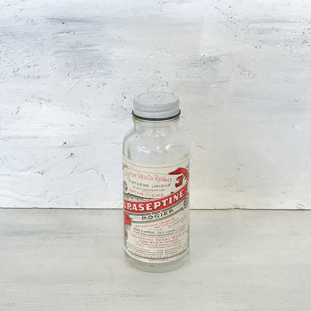 【C-54】フランス薬瓶