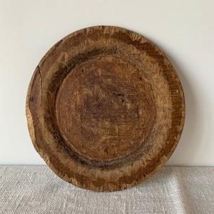 Wooden plate[D]