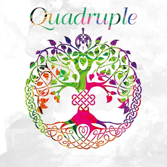 CD:『Quadruple』mintmints(ミントミンツ) +特典付 - メイン画像