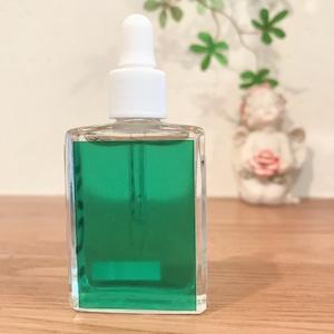 ラブ(愛)♡グリーン カラーライトエリクシール / フローラコロナ