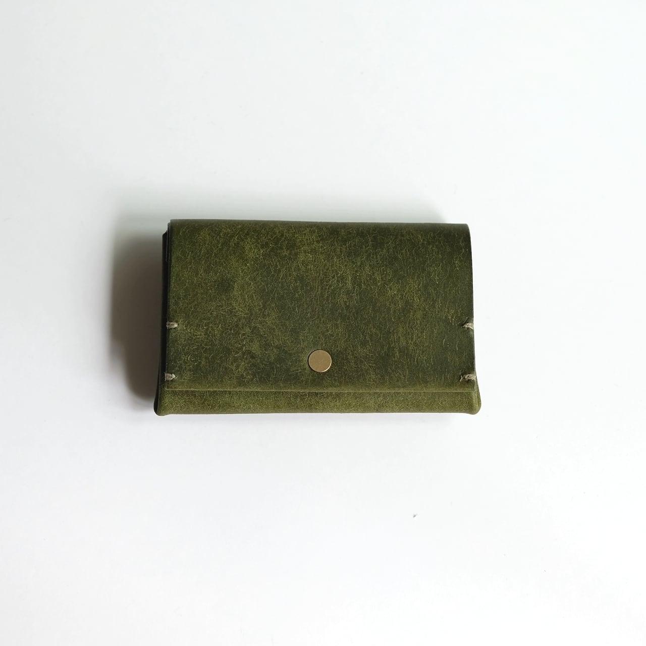 bellowsfold wallet - ol - プエブロ