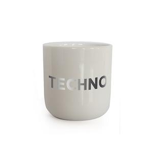 PLTY - Mug - Beat Limited(TECHNO)