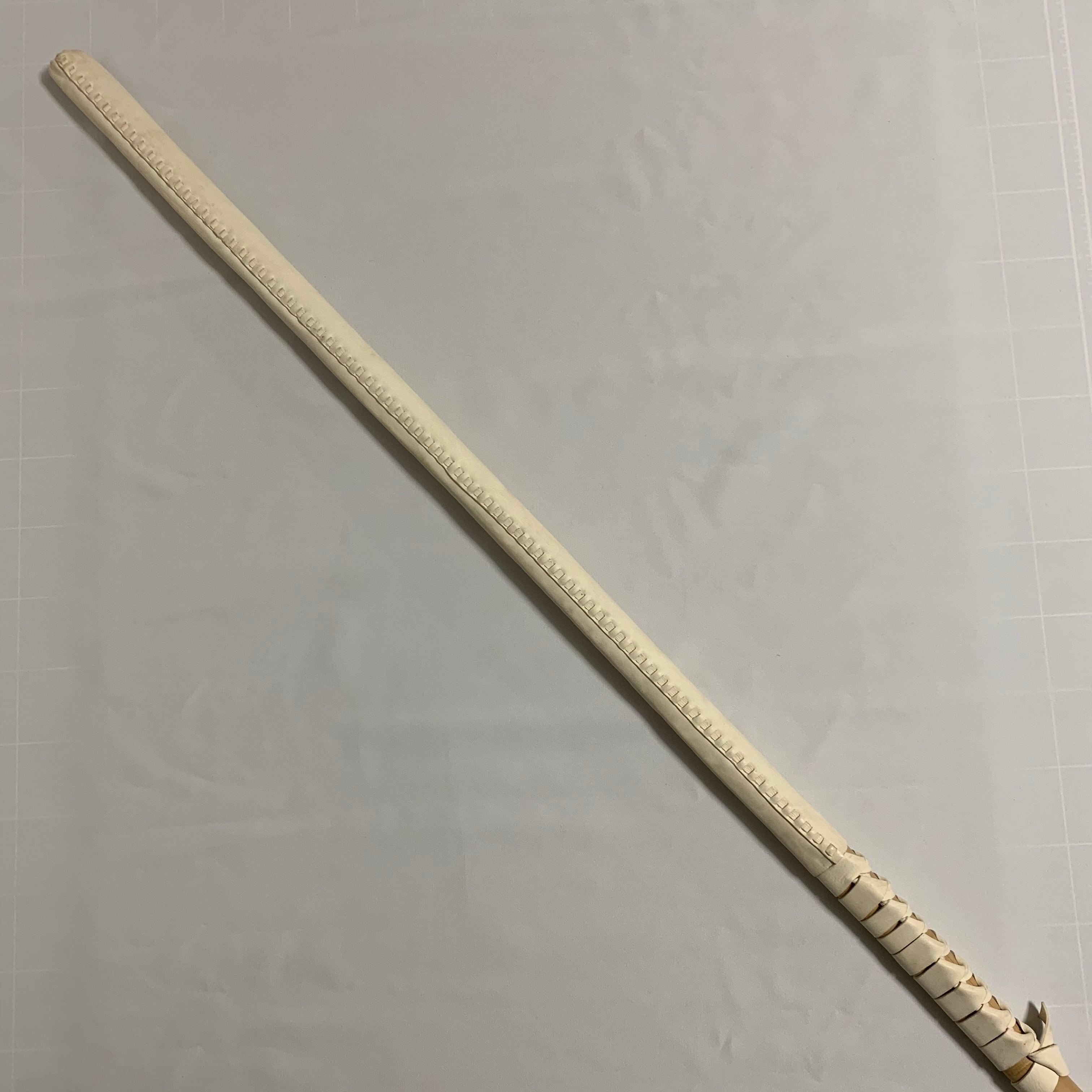 袋竹刀(白)大刀