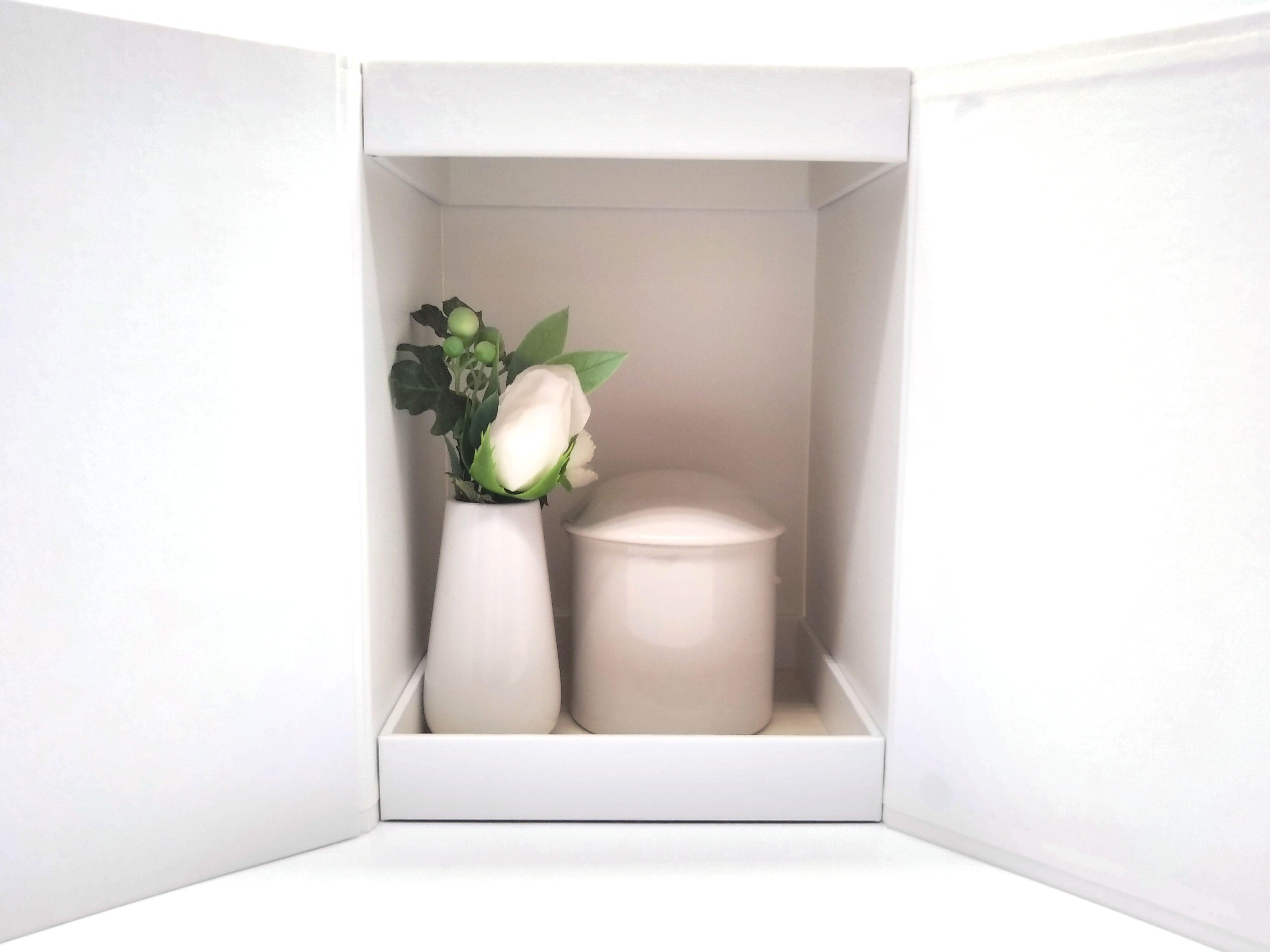 やすらぎの家(骨壺カバー) 2.5~4寸用