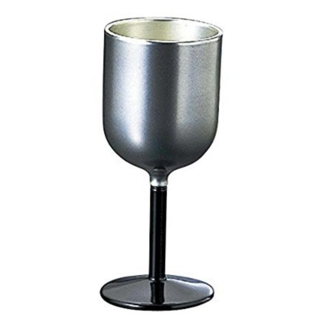 ワイングラス高足 銀