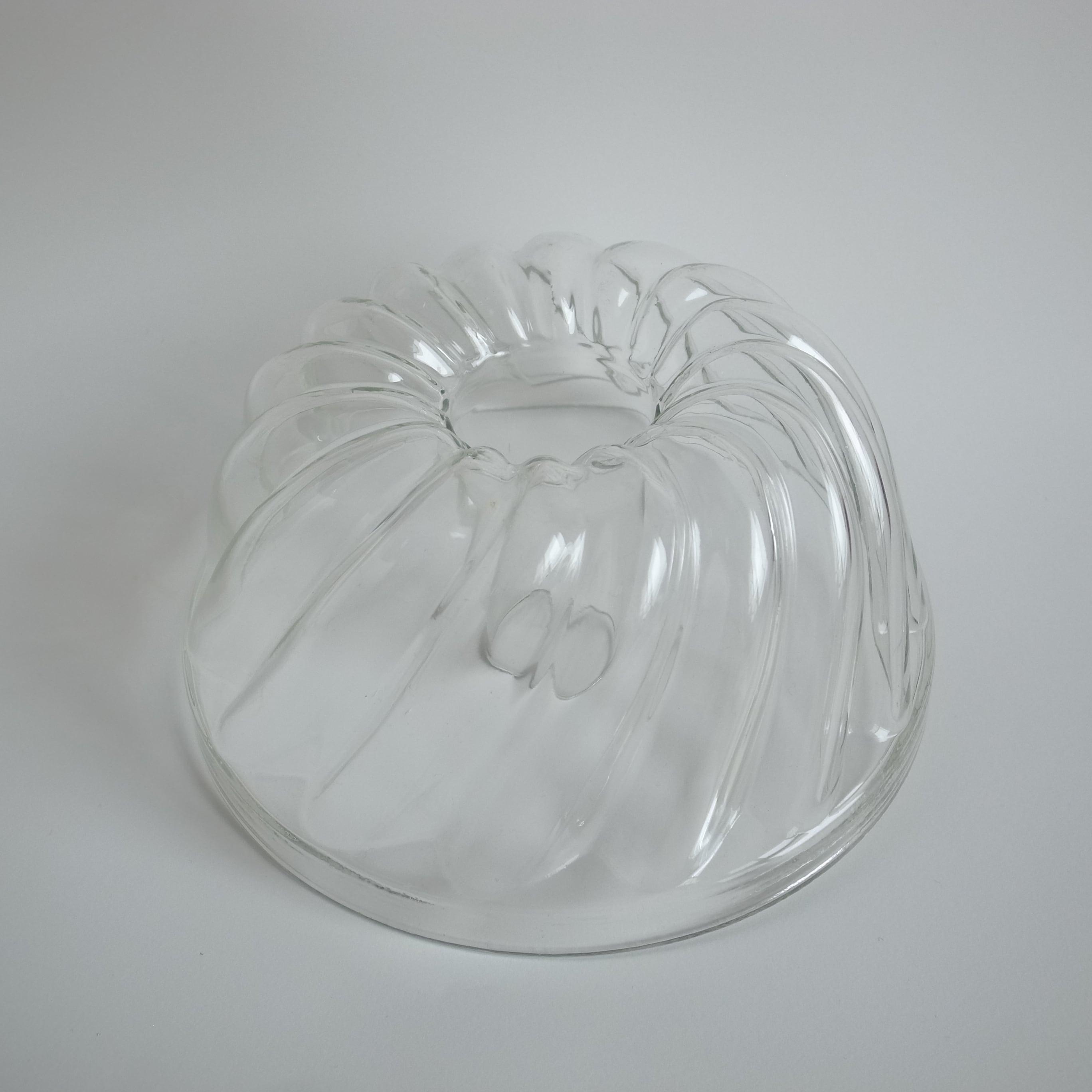 Glass Kouglof Mold