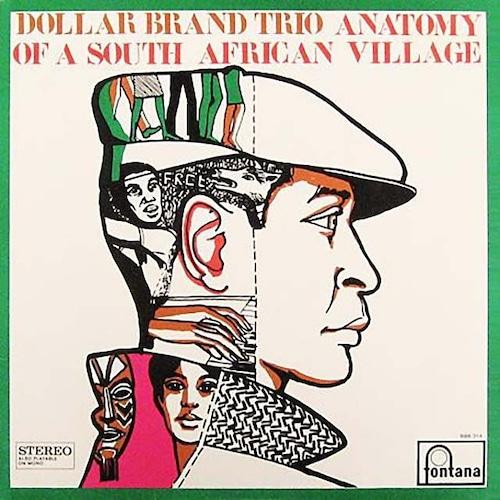【ラスト1/LP】Dollar Brand(Abdullah Ibrahim)- Anatomy Of A South African Village